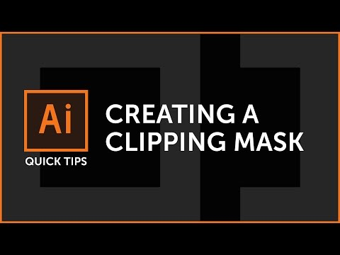 Illustrator Quick Tip: How to Crop a Photo with a Clipping Mask