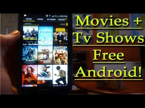 How to watch movies and TV shows for free on Android phones