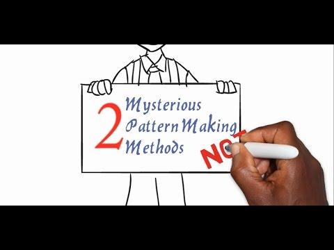 2 Not So Mysterious Pattern Making Methods Pattern Making Tutorial