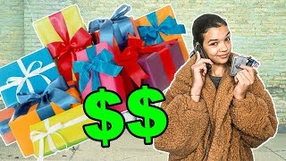 We gave RYKEL the MOST EXPENSIVE BIRTHDAY surprise EVER!
