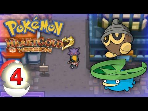 Pokémon HeartGold - (Kanto): Episode 4 - Lavender Town