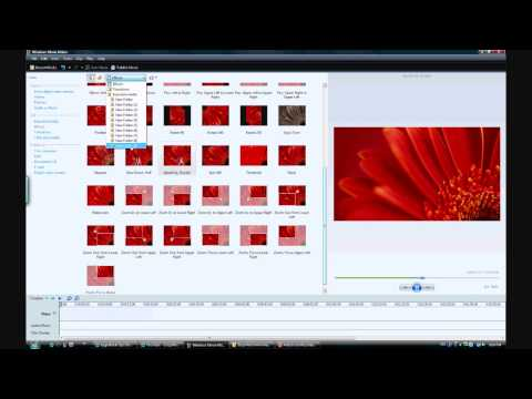 How to go 15 FPS On Windows Movie Maker