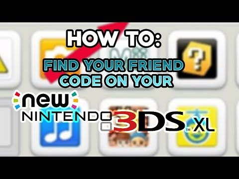 WHERE TO FIND YOUR FRIEND CODE FOR POKEMON X AND Y