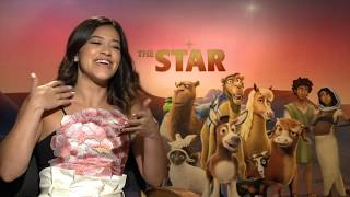The Star Interview w/ Gina Rodriguez 'Virgin Mary