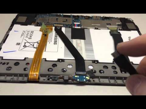 How to: Samsung tab 3 10.1 power problem repair