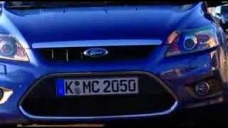 New ford focus Vs Hyundai I30 on fifth gear
