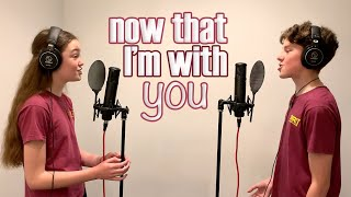 NOW THAT I'M WITH YOU (Adrian Mole the Musical) - Gracie Weldon & Osian Thompson | Spirit YPC