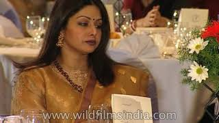 Sridevi and Boney Kapoor at the dinner table: does silence do the talking?