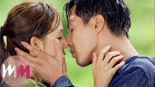 Top 10 K-Drama Kisses