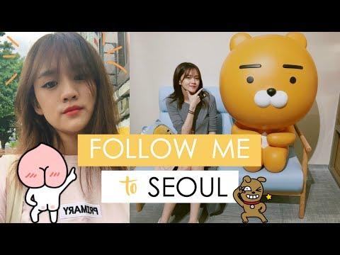 KOREA VLOG 2017 🇰🇷  Exploring Myeongdong, Insadong, Dongdaemun + more ! | bea.tv