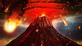 Ce volcan qui causera la fin de l'humanité ! 🌋