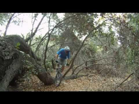 San Clemente single tracks South orange county mountain bike