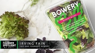 Bowery Farming is growing a business literally