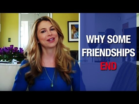 Why some friendship end and how to make new friends- EP 98