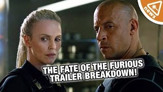 Fate of the FURIOUS Trailer Breakdown! (Nerdist News w/ Jessica Chobot)