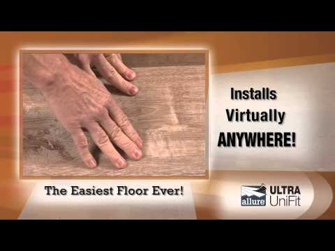 Allure Ultra UniFit Vinyl Flooring