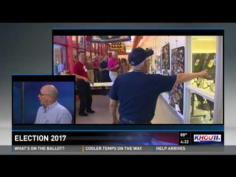 Election 2017: What's on the ballot?