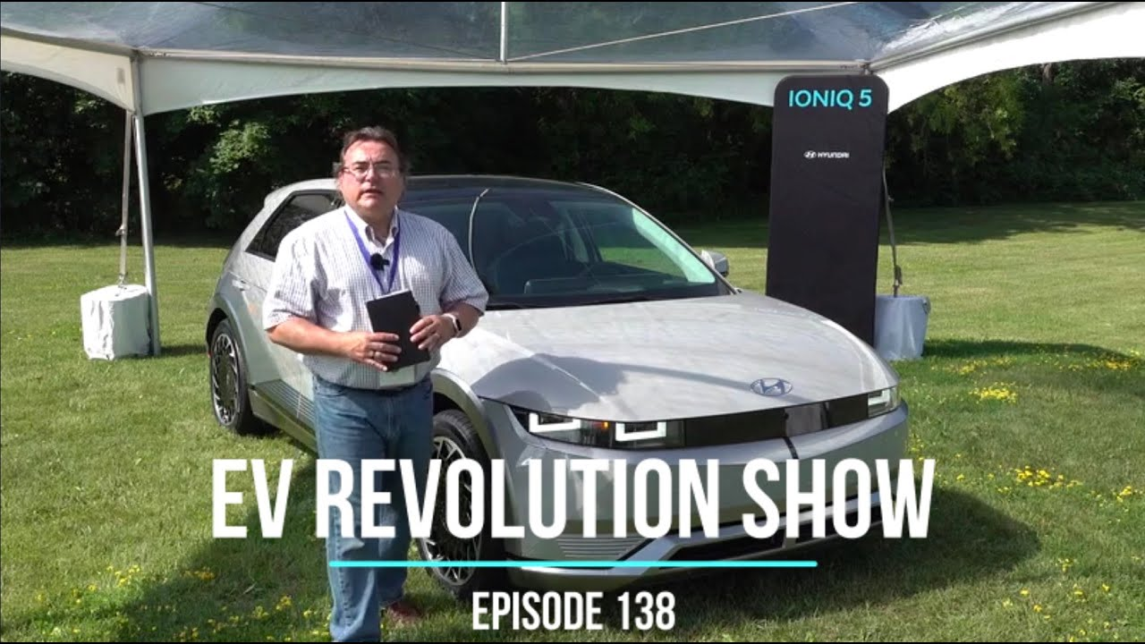 Episode 138 - Special Episode - First Look at the 2022 Hyundai IONIQ 5!