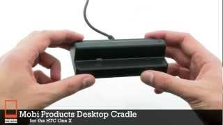 Mobi Products Desktop Cradle for HTC One X