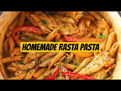 Homemade Rasta Pasta (Episode 243)