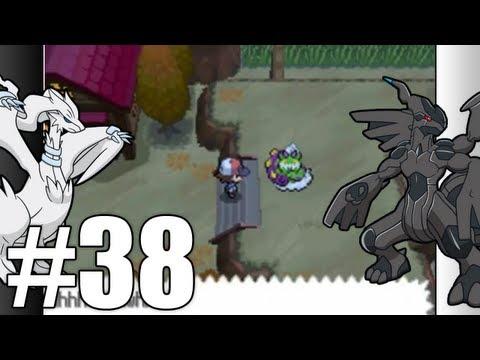 Pokemon Black & White Walkthrough - Episode 38: Tornadus and Thundurus 'HD'