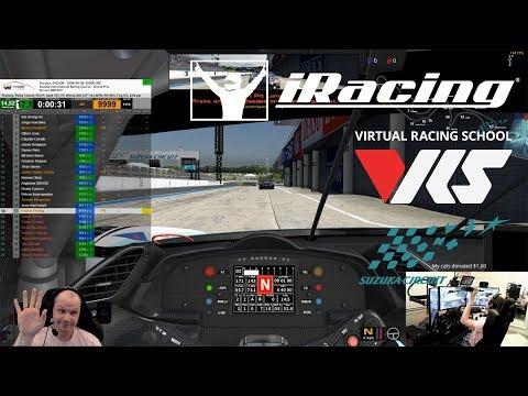 iRacing - VRS GT Sprint Series - Suzuka Racing Cource - 40 min race