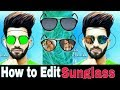 Make Stylish Sunglasses  How To Edit Sunglass Like Cb Edit In Picsart And Autodesk mp3