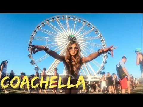 COACHELLA MUSIC FESTIVAL VLOG