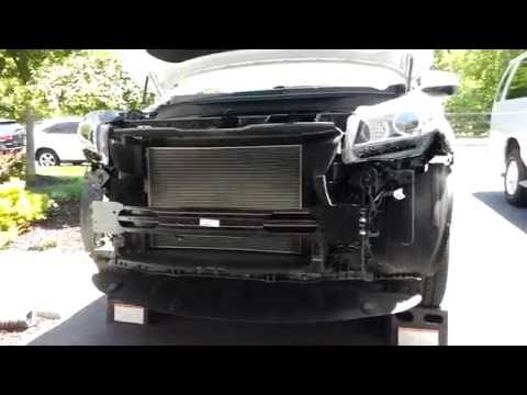 HOW TO REMOVE FRONT BUMPER - EASY!!