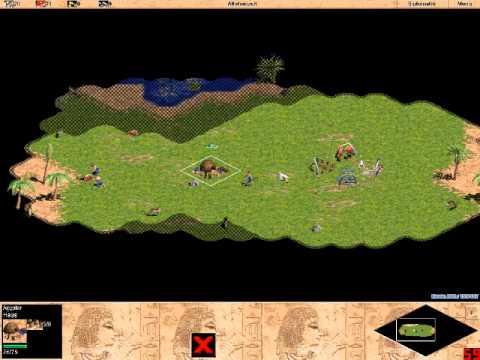 [AoE-F] Age of Empires I - Der Aufstieg Ägyptens - Teil 1 (Die Jagd)