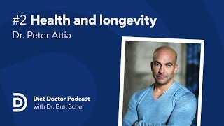 Download Diet Doctor Podcast #2 - Dr. Peter Attia Video