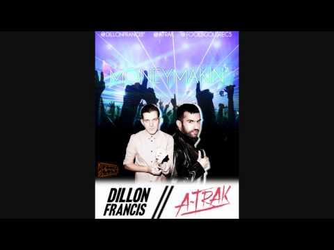 A-Trak & Dillon Francis - MONEY MAKIN' - DESIGN CONTEST ENTRY!