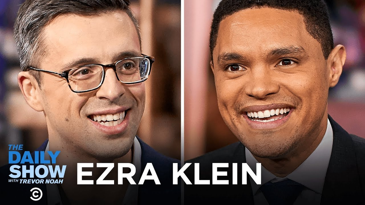 "Ezra Klein - ""Why We're Polarized"" and the Brutal Power of Negative Partisanship 