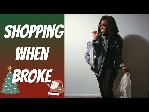 Thrifting with friends Vlogmas day 3