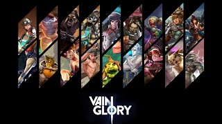 vainglory - CHRISTMAS SKIN FORTRESS!! (Protecting my bros