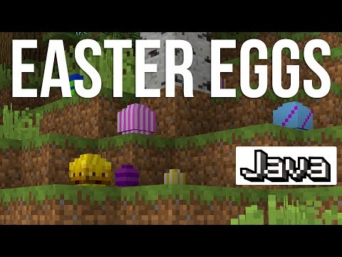 How to Get Easter Eggs in Minecraft