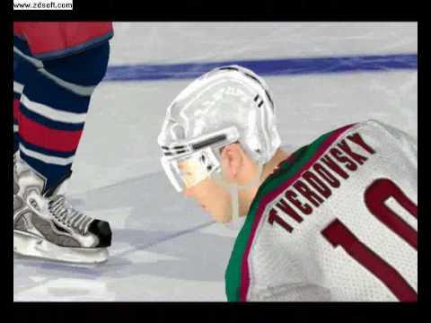NHL 2004 Muminssons kaniner- Columbus Blue Jackets