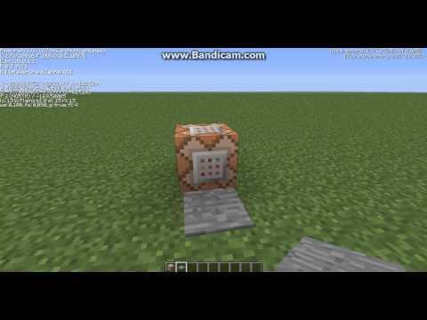 How to Teleport in Minecraft Singleplayer Mode - Dansih Tutorial