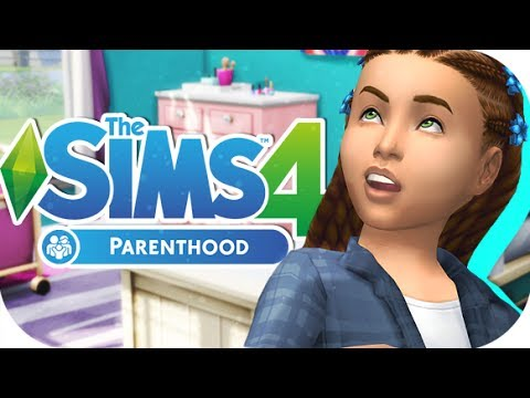 THE SIMS 4 // PARENTHOOD | EXPLORING CAS!