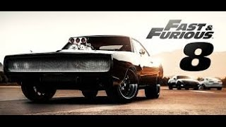 Fast and Furious 8 Fragman