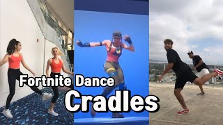 Fortnite Dance  Cradles Dance Challenge