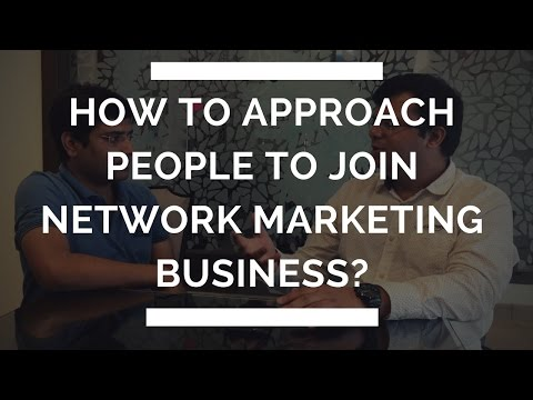 Q.10. How to approach people to join my FLP Network Team? | In Conversation with Tarun Agarwal
