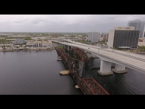 Jacksonville Florida by drone