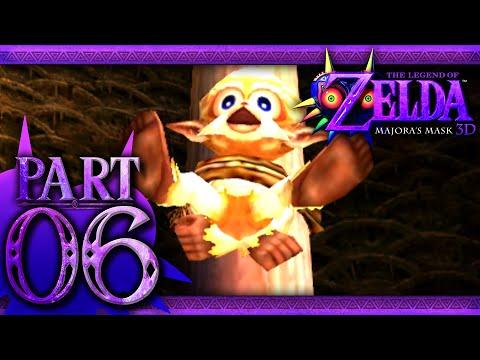 The Legend of Zelda: Majora's Mask 3D - Part 6 - Deku Palace
