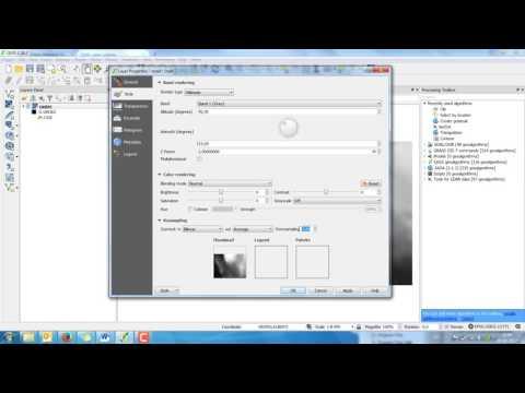 QGIS Virtual raster/Contour 3D / DXF