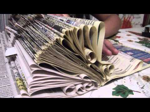 How to make an Exploded Book Sculpture