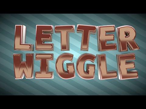 Blender Tutorial I Animation Nodes Letter Wiggle