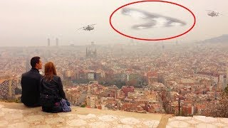 Top 6 UFO and Alien Sightings from History