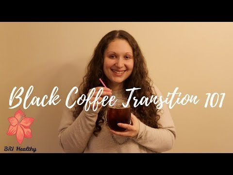 Black Coffee Transition 101: How to Make the Switch from Cream & Sugar to Calorie-Free