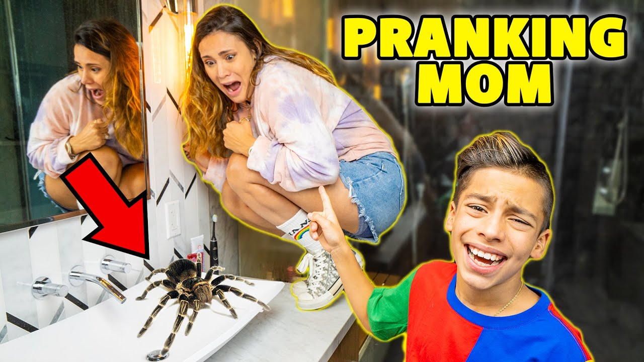 I PRANKED My Mom for 24 HOURS! | The Royalty Family